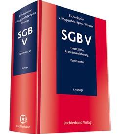 Abbildung von Eichenhofer / von Koppenfels-Spies / Wenner (Hrsg.) | SGB V | 3. Auflage | 2018 | gesetzliche Krankenversicherun...