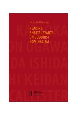 Abbildung von McAllister | Reading Bhatta Jayanta on Buddhist Nominalism | 2017 | 95