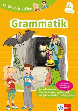 Abbildung von Die Deutsch-Helden Grammatik 4. Klasse. Deutsch in der Grundschule | 1. Auflage | 2018 | beck-shop.de