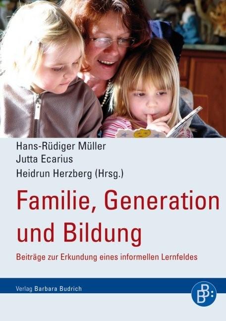 Familie, Generation und Bildung | Müller / Ecarius / Herzberg, 2010 | Buch (Cover)