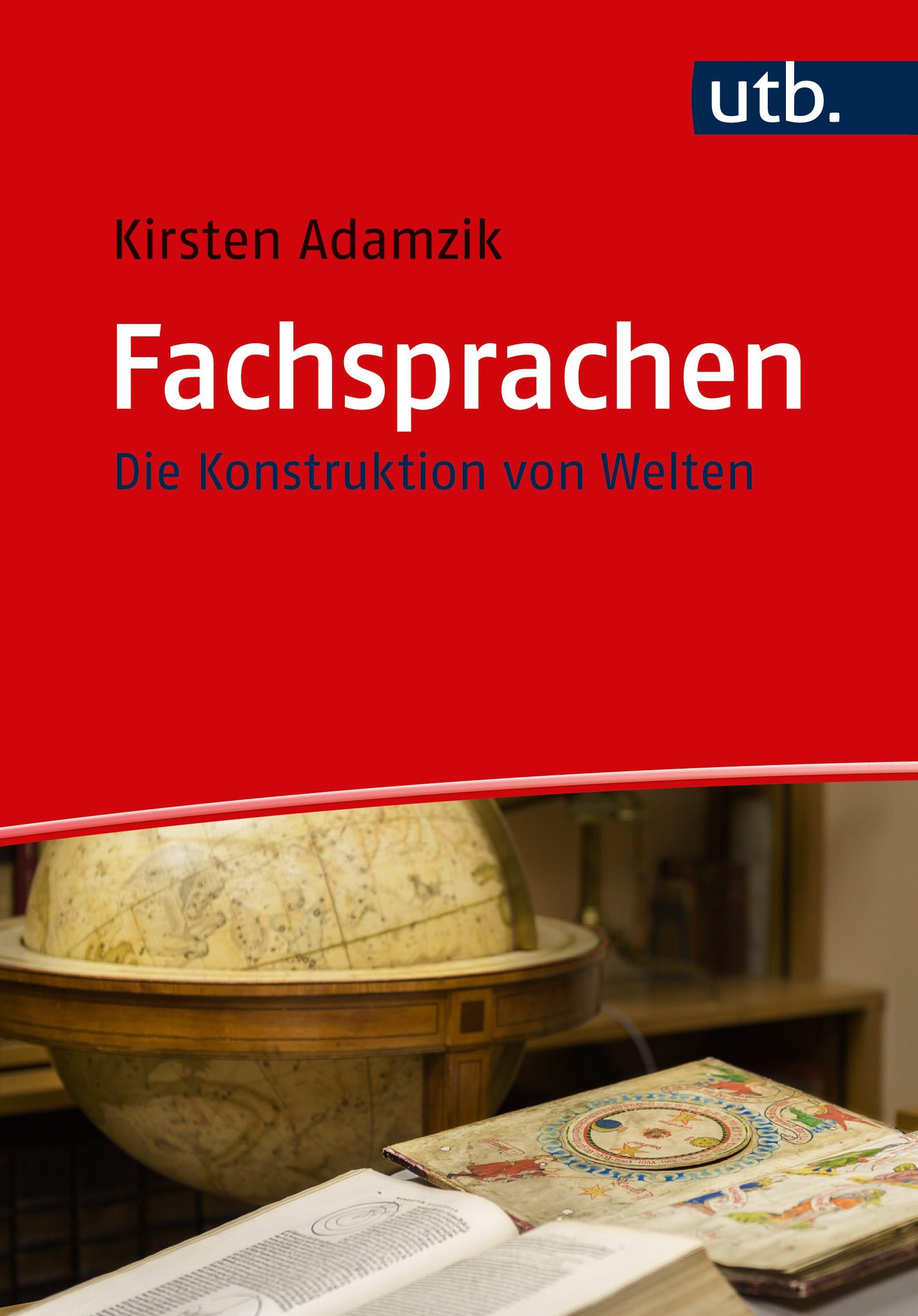 Fachsprachen | Adamzik, 2018 | Buch (Cover)