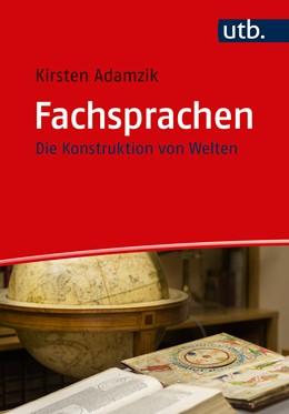 Abbildung von Adamzik | Fachsprachen | 1. Auflage | 2018 | beck-shop.de