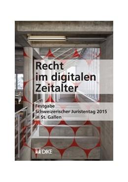 Abbildung von Gschwendt / Hettich   Recht im digitalen Zeitalter   1. Auflage   2015   beck-shop.de