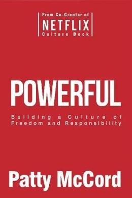 Abbildung von McCord | Powerful | 2018 | Building a Culture of Freedom ...