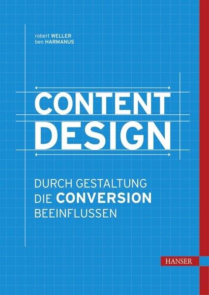 Content Design | Weller / Harmanus, 2017 | eBook (Cover)