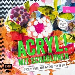 Abbildung von Rüdel | Acryl! mit Schablonen | 1. Auflage | 2018 | beck-shop.de