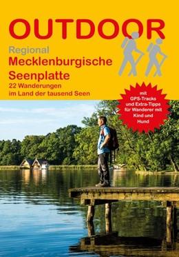 Abbildung von Hennemann | Mecklenburgische Seenplatte | 1. Auflage | 2018 | 22 Wanderungen im Land der tau...