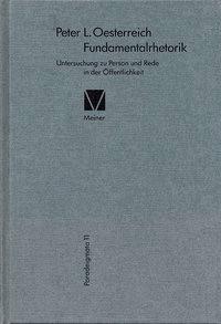 Fundamentalrhetorik   Oesterreich, 1990   Buch (Cover)