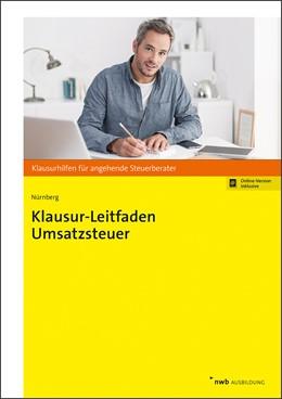 Abbildung von Nürnberg | Klausur-Leitfaden Umsatzsteuer | 1. Auflage | 2020 | beck-shop.de