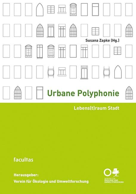 Urbane Polyphonie | Zapke, 2018 | Buch (Cover)