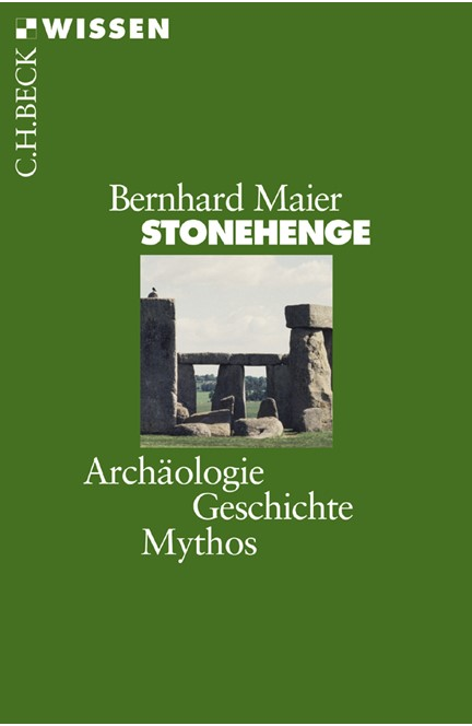 Cover: Bernhard Maier, Stonehenge