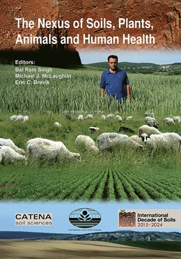Abbildung von Singh / McLaughlin   The Nexus of Soils, Plants, Animals and Human Health   1. Auflage   2017   beck-shop.de