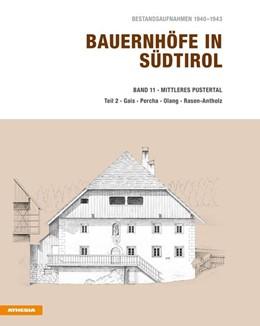 Abbildung von Stampfer   Bauernhöfe in Südtirol Band 11/2   1. Auflage   2019   beck-shop.de