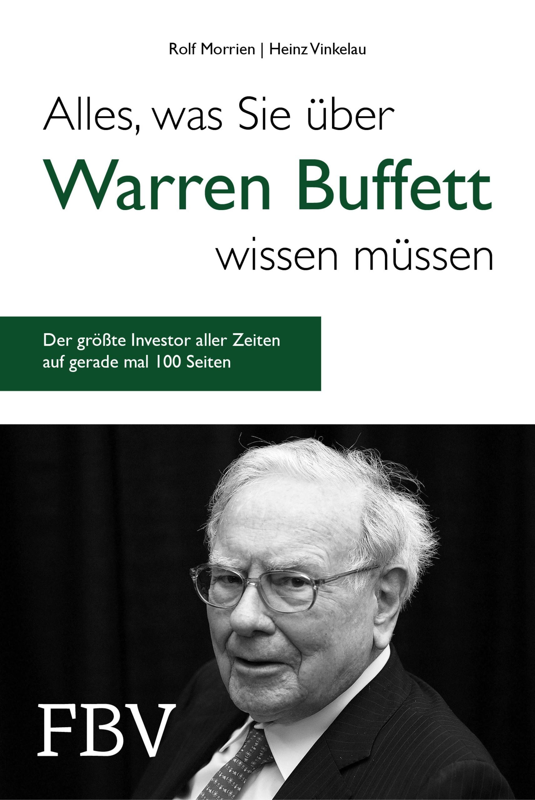 Alles, was Sie über Warren Buffett wissen müssen | Morrien / Vinkelau, 2018 | Buch (Cover)