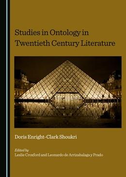 Abbildung von Shoukry | Studies in Ontology in Twentieth Century Literature | 1. Auflage | 2018 | beck-shop.de
