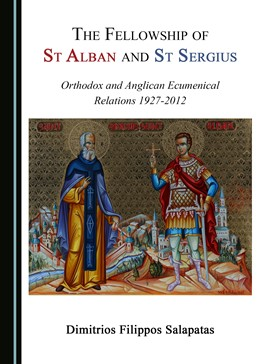 Abbildung von Salapatas | The Fellowship of St Alban and St Sergius | 2018 | Orthodox and Anglican Ecumenic...