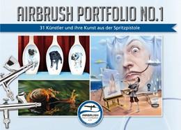 Abbildung von Airbrush Portfolio No. 1   2018   31 Künstler und ihre Kunst aus...