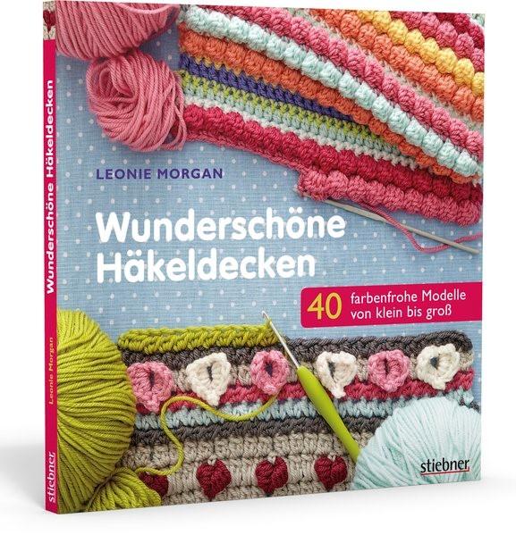 Wunderschöne Häkeldecken | Morgan, 2018 | Buch (Cover)