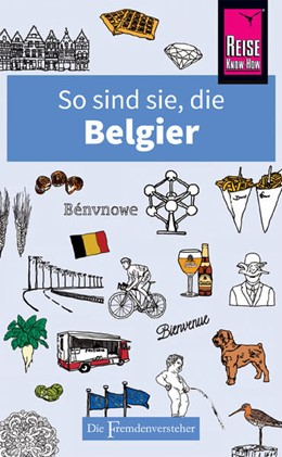 Abbildung von Mason   So sind sie, die Belgier   1. Auflage   2018   Die Fremdenversteher von Reise...