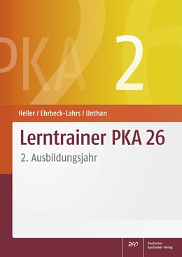 Abbildung von Heller / Ehrbeck-Lahrs   Lerntrainer PKA 26 2   1. Auflage   2017   beck-shop.de