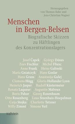 Abbildung von Rahe / Wagner | Menschen in Bergen-Belsen | 1. Auflage | 2019 | beck-shop.de