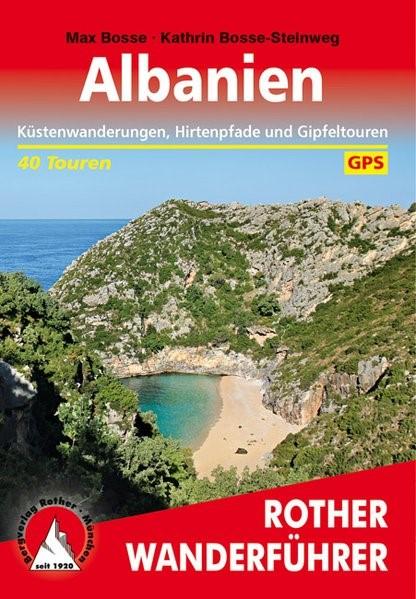 Albanien | Bosse / Bosse-Steinweg | 1. Auflage, 2019 | Buch (Cover)