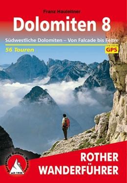 Abbildung von Hauleitner   Dolomiten 8   1. Auflage   2018   beck-shop.de