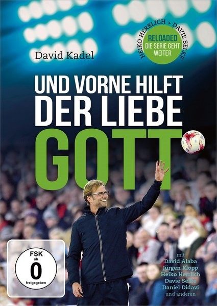 DVD Und vorne hilft der liebe Gott - Reloaded, 2018 (Cover)