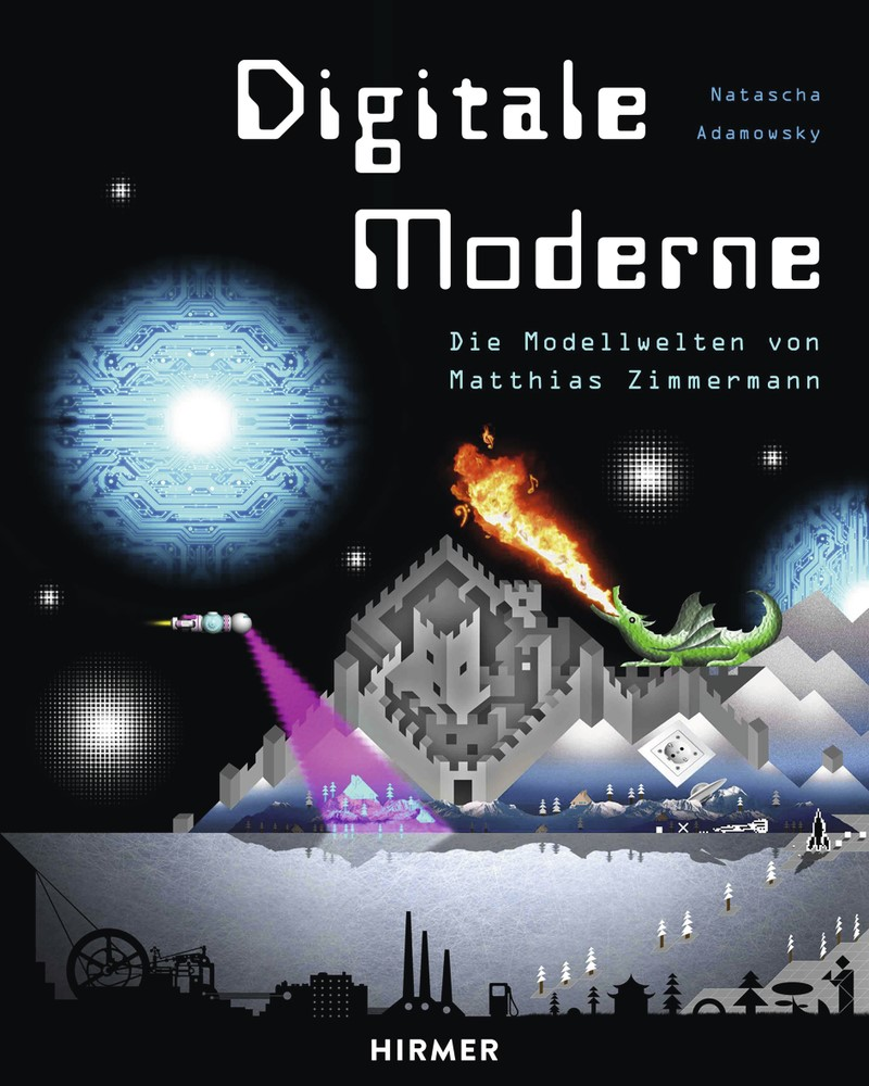 Digitale Moderne | Adamowsky, 2018 | Buch (Cover)
