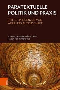 Abbildung von Gerstenbräun-Krug / Reinhard | Paratextuelle Politik und Praxis | Aufl. | 2018