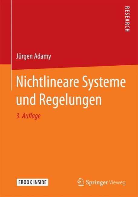 Abbildung von Adamy | Nichtlineare Systeme und Regelungen | 3., bearb. u. erw. Aufl. 2018 | 2018