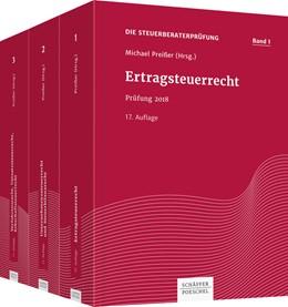Abbildung von Preißer (Hrsg.) | Die Steuerberaterprüfung • Set | 17., überarbeitete und aktualisierte Auflage | 2018 | Bände 1-3