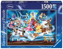 Abbildung von Disney's magisches Märchenbuch. Puzzle 1500 Teile | 1. Auflage | 2016 | beck-shop.de