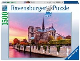 Abbildung von Malerisches Notre Dame. Puzzle 1500 Teile | 2017
