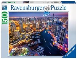 Abbildung von Dubai am Persischen Golf. Puzzle 1500 Teile | 1. Auflage | 2017 | beck-shop.de