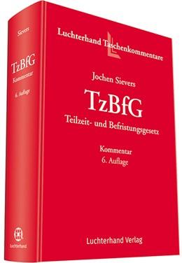 Abbildung von Sievers | TzBfG | 6. Auflage | 2018 | beck-shop.de