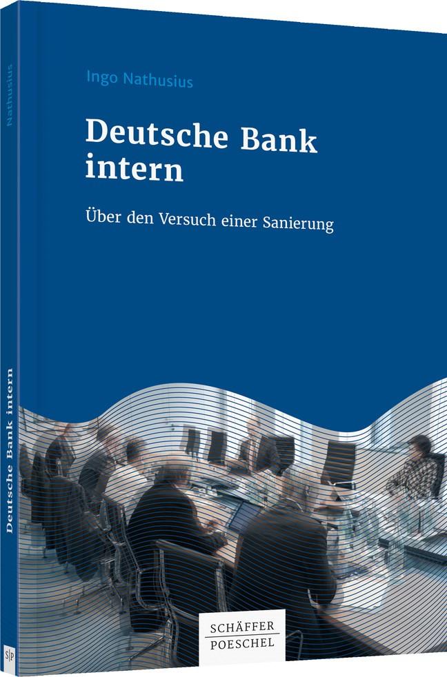 Deutsche Bank intern | Nathusius, 2018 | Buch (Cover)