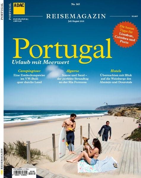 ADAC Reisemagazin Portugal Algarve, 2018 | Buch (Cover)