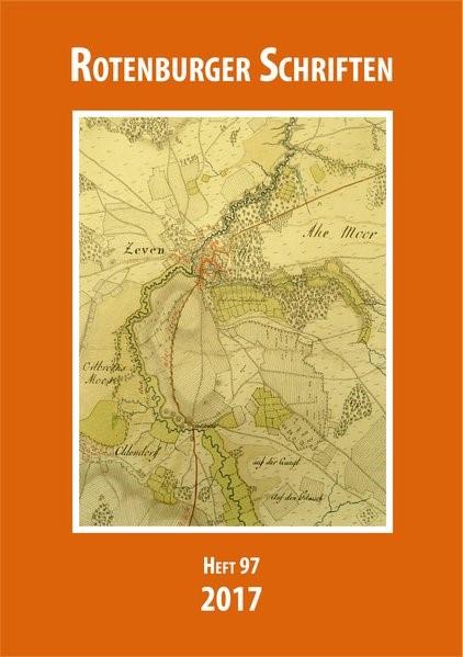 Rotenburger Schriften   Dörfler / Knoop / Jarecki, 2017   Buch (Cover)