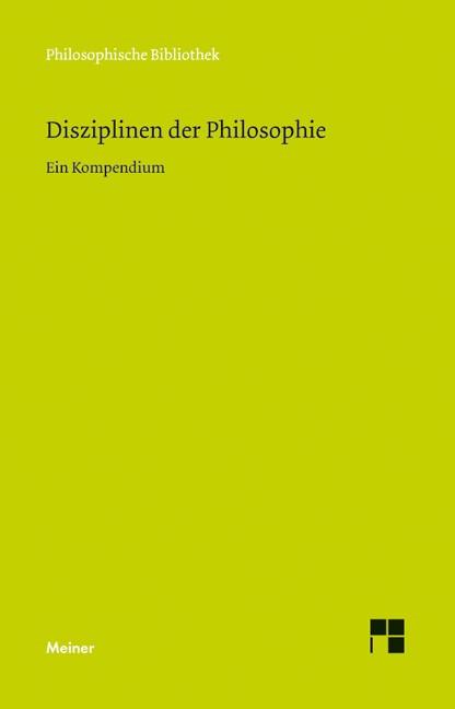 Disziplinen der Philosophie | Brandt | Sonderausgabe, 2018 | Buch (Cover)