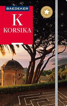 Abbildung von Maunder / Reincke | Baedeker Reiseführer Korsika | 13. Auflage | 2018 | mit praktischer Karte EASY ZIP