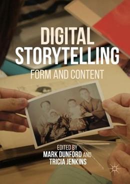 Abbildung von Dunford / Jenkins   Digital Storytelling   1. Auflage   2017   beck-shop.de