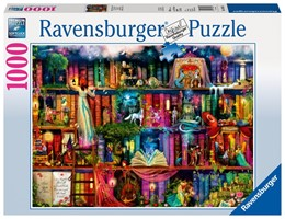 Abbildung von Aimee Stuard: Magische Märchenstunde. Puzzle 1000 Teile | 2017
