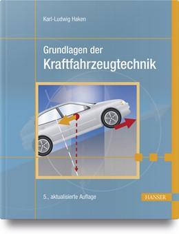 Abbildung von Haken   Grundlagen der Kraftfahrzeugtechnik   5. Auflage   2018   beck-shop.de