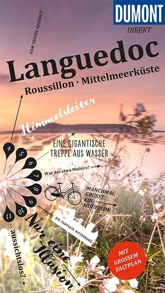 DuMont direkt Languedoc | Bongartz | 1. Auflage, 2018 | Buch (Cover)