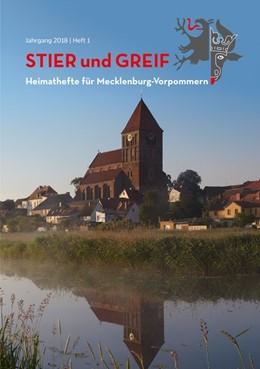 Abbildung von Heimatverband MV   Stier und Greif   1. Auflage   2018   beck-shop.de