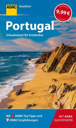 Abbildung von Schetar / Köthe   ADAC Reiseführer Portugal   2018   Der Kompakte mit den ADAC Top ...