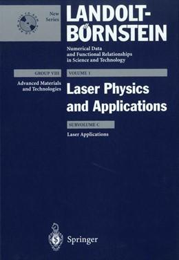 Abbildung von Laser Applications   2004   1C