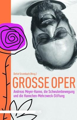 Abbildung von Grumbach   Große Oper   1. Auflage   2018   beck-shop.de