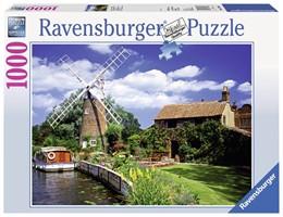 Abbildung von Malerische Windmühle. Puzzle 1000 Teile | 2016